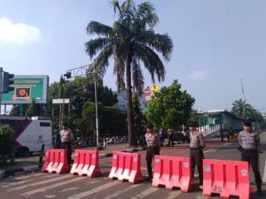 Sidang Lanjutan Ahok, 500 Personel Pengamanan Gabungan Bersiaga