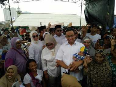 Anies Baswedan: Jakarta Butuh Pemimpin yang Merangkul Semua