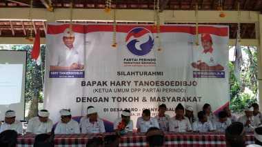 """Hary Tanoe: Perindo """"Bulat"""" Dukung Sudikerta Jadi Calon Gubernur Bali"""