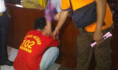 Divonis 10 Tahun Penjara, Terdakwa Kasus Pencabulan Menangis Histeris