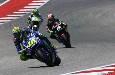 Tanggapi Situasi Rossi dan Zarco, Bos Yamaha Tech 3: Itu Situasi yang Normal