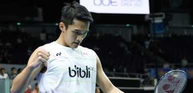 Terserang Virus, Jonatan Batal Tampil di Badminton Asia Championships 2017