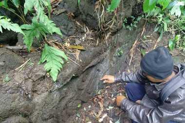 Wow... Empat Titik Situs Pemandian Kuno Ditemukan di Malang