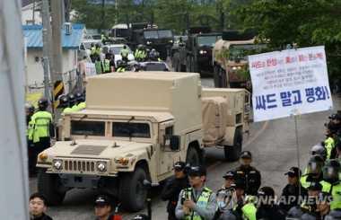 China Desak AS dan Korsel Segera Tarik Sistem Pertahanan Antirudal