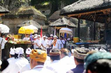 Dialog dengan Masyarakat Gianyar, Hary Tanoe: Majukan Indonesia Butuh Keberpihakan ke Masyarakat