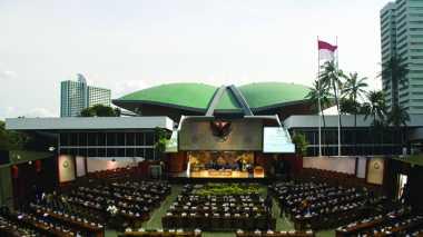 Isu Reshuffle Bergulir, DPR Minta Menteri Jokowi Tetap Fokus Kerja