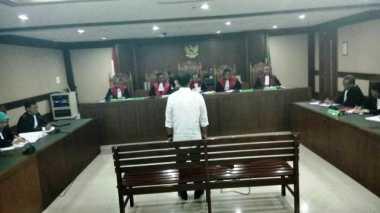 Perkara Suap Proyek Jalan KemenPUPR, Andi Taufan Tiro Divonis 9 Tahun Penjara