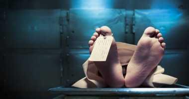 Polisi Kesulitan Identifikasi Mayat Pria Bertato Mawar Ditusuk Belati