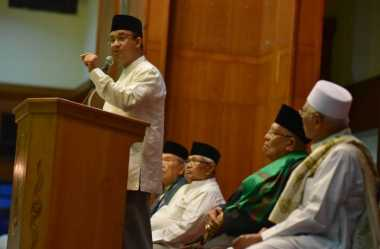 Anies Baswedan: Mari Berikhtiar Bangun Jakarta