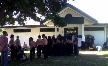 Oknum Polisi di Bengkulu Tembak Anak Sendiri karena Dikira Pencuri
