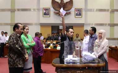Menang di Pemilihan, Wan Thamrin Hasyim Terpilih Jadi Wakil Gubernur Riau