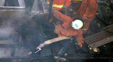 BPBD Bengkalis Gelar Simulasi Kebakaran