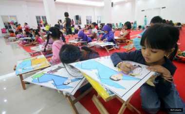Kembangkan Kreativitas Anak Bangsa, Kartini Perindo Helat Lomba Mewarnai Tingkat PAUD
