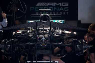 Dinilai Tidak Berguna, F1 Akan Batasi Penggunaan Sayap dan Sirip Hiu Musim 2018