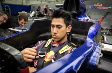 Jadi Test Driver Torro Rosso, Ini Ungkapan Kebahagiaan Sean Gelael