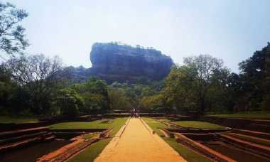Sigiriya, Benteng Kuno ala Machu Picchu di Sri Lanka