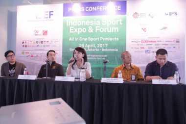 Demi Kemajuan Olahraga ISEF Helat Konsep Baru di 2017