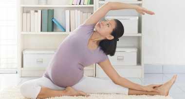 Ibu Hamil yang Berolahraga Bantu Kurangi Stres pada Bayi dalam Kandungan