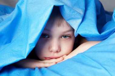 Awas Moms, Ada Bahayanya jika Anak Alami Gangguan Tidur