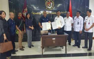 I-News TV dan Unhan Jalin Kerjasama Terkait Perang Informasi di Era Cyber