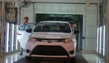 Pemerintah Akan Dorong Ekspor Mobil Sedan