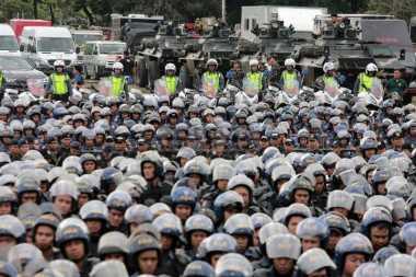 Jelang KTT ASEAN, Filipina Turunkan 40 Ribu Anggota Keamanan