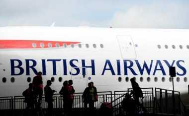 Minta Kursi Dipindah, Pasangan asal Inggris Diturunkan dari Pesawat
