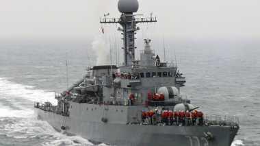 Korsel Jual Kapal Perang Seharga Rp1,3 Juta ke Filipina