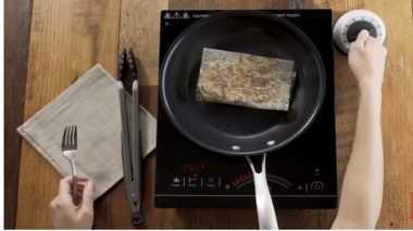 Keren, Buku Resep Masakan Ini Bisa Ikut Dimasak! Kok Bisa?