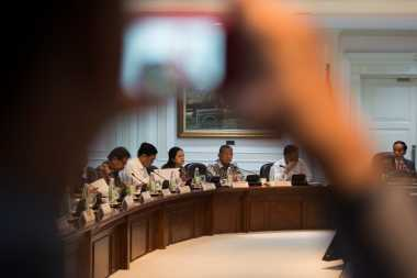Jokowi Diminta Paparkan Target Belum Dicapai Menterinya ke DPR sebelum Reshuffle Kabinet