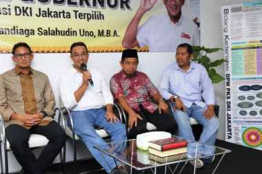 Anies: Program OK OCE Akan Jadi Sarana Pemersatu Warga Jakarta