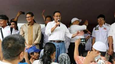 Anies-Sandi Mengajak Warga Jakarta untuk Bersatu Kembali