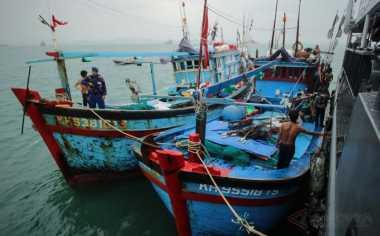 46 Nelayan Vietnam yang Ditangkap di Natuna dan Anambas Diserahkan ke PSDKP