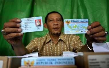 Padang Terima 20.000 Blangko E-KTP, Dicetak Bulan Depan