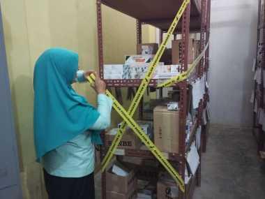 BPOM Segel 2 Perusahaan Distributor Obat di Aceh, Kok Bisa?