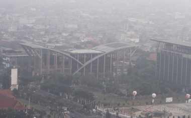 Sah! Riau Perpanjang Status Siaga Bencana Asap hingga 30 November 2017