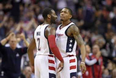 Wizards Tumbangkan Hawks di Verizon Center
