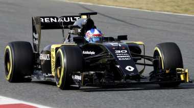 Punya Kenangan Manis, Jolyon Palmer Tatap Positif GP Rusia