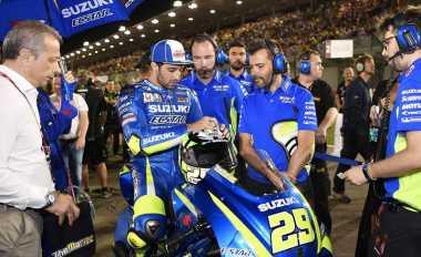 Finis di Depan Lorenzo pada MotoGP Amerika Serikat, Iannone Dinilai Puas