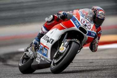 Memble di Austin, Dovizioso Minta Ducati Fokus di Seri Berikutnya