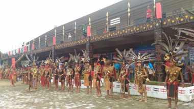 Naik Dango, Ritual Ucap Syukur Adat Dayak