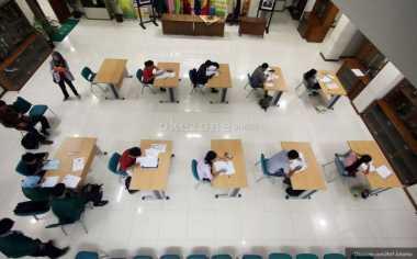 Panlok Bogor Siapkan 640 Kursi untuk Tes SBMPTN Berbasis Komputer