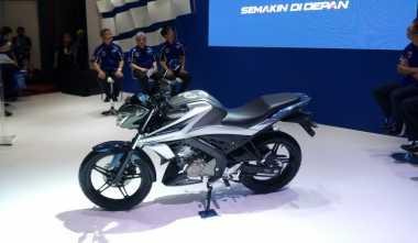 Yamaha V-ixion Wujud Baru Muncul di IIMS 2017