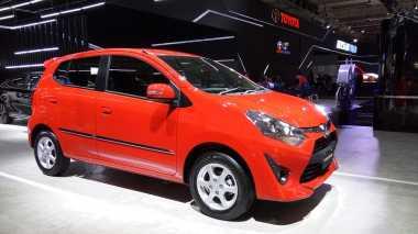 Permintaan Toyota Agya Dekati Target