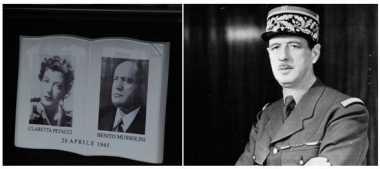 Historipedia: Eksekusi Mussolini dan Lengsernya Presiden Prancis De Gaulle