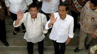 Kunjungi Filipina, Presiden Jokowi Bahas Isu Ekonomi