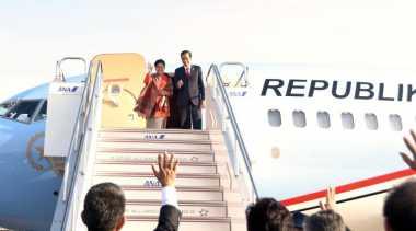 Presiden Jokowi Mulai Kunjungan Dua Hari ke Filipina