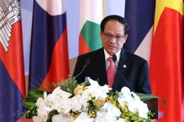 Sekjen ASEAN: Kode Etik Maritim LCS Harus Mengikat Secara Hukum