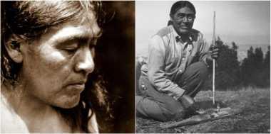 KISAH: Ishi, Pria yang Merupakan 'Orang Indian Liar' Terakhir di Amerika