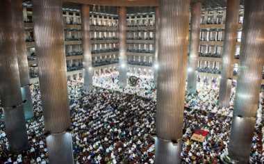 Khatib Jumat Masjid Istiqlal: Alhamdulillah Pilkada DKI Aman dan Tentram